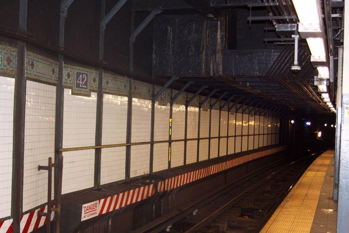 Subway - C. N. Gray Photos