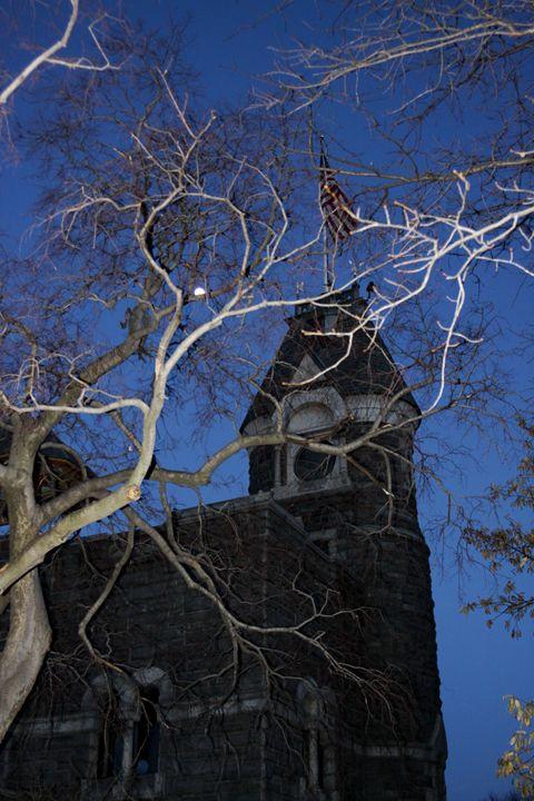 Rambling Belvedere - C. N. Gray Photos