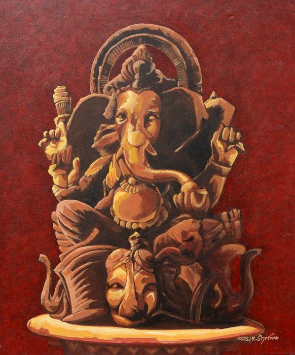 Ganesha - Raj's Gallery
