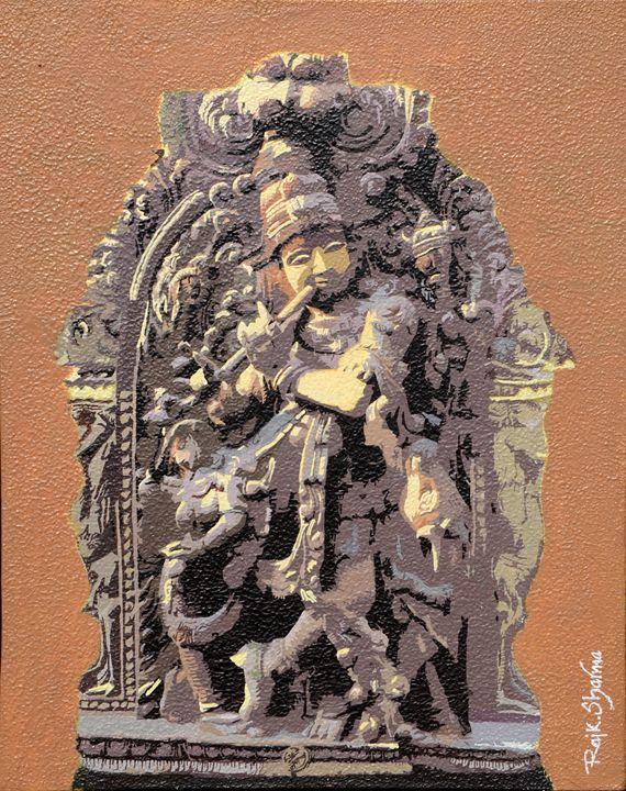 Krishna - Raj's Gallery