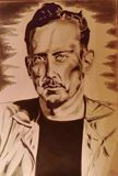 Original Artwork of John Steinbeck