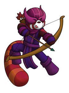 Hawkeye Panda