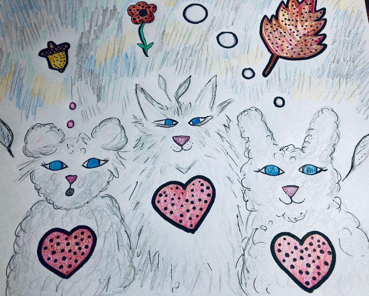 Bright Eyes - HeatherStarr