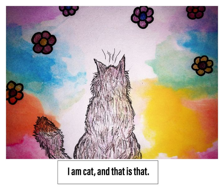 I am cat - HeatherStarr