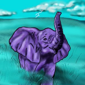The Violet Elephant