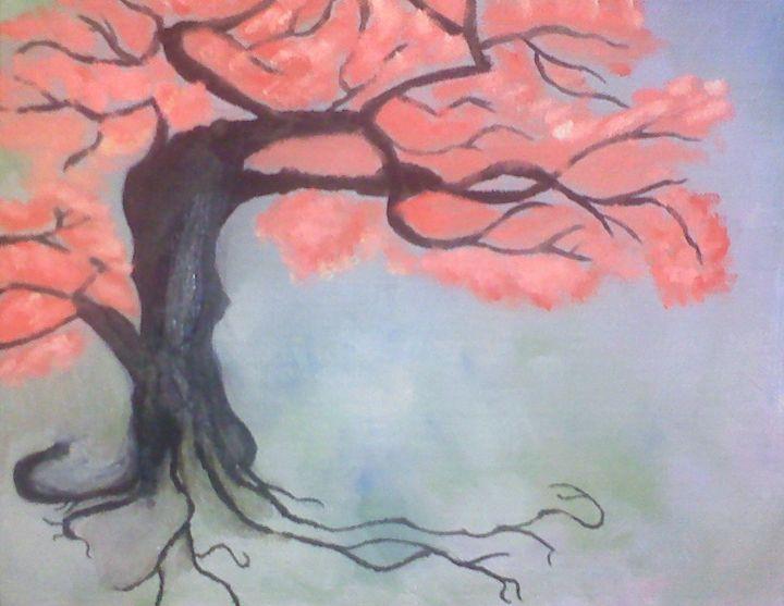 Cherry Blossom - Blue Line Gallery