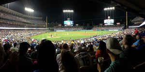 Dodgers Stadium Panoramic