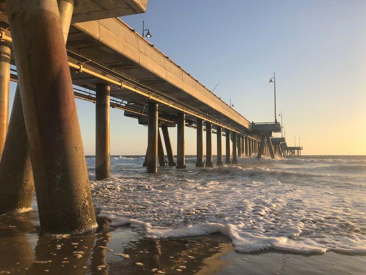 The Venice Beach Pier - Jon Moore
