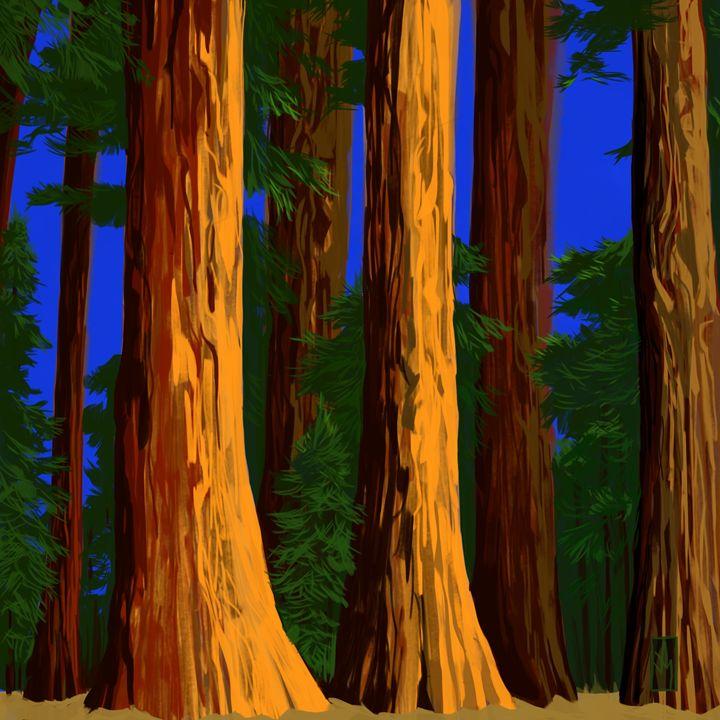 Giant Sequoia - Scott J Meyer