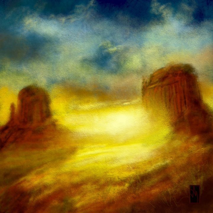 Into the West - Scott J Meyer