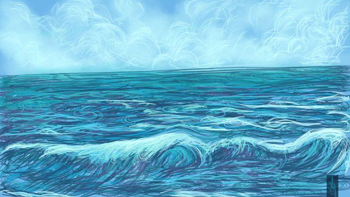 A Procedural Sea - Scott J Meyer