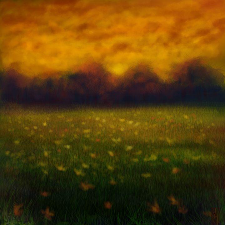 Morning Meadow - Scott J Meyer