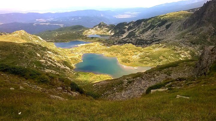 The seven Rila lakes - pinkdiamond