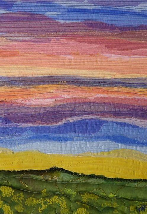 Clifftop Reflections - Tiny Acorn Arts