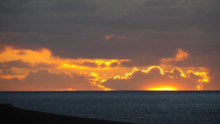 Atlantic Sunset - Tiny Acorn Arts