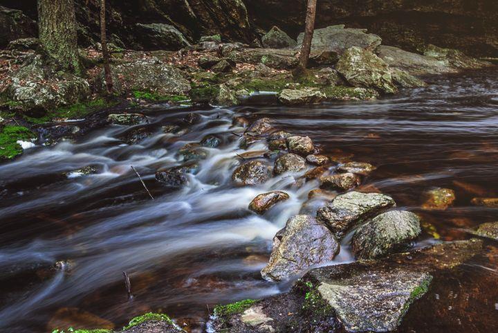 Purgatory Falls, NH 2017 2-3 - RaidenPhotos.com