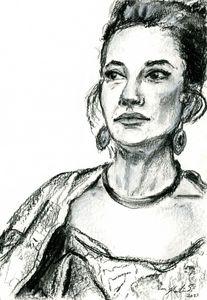 Tatiana Portrait