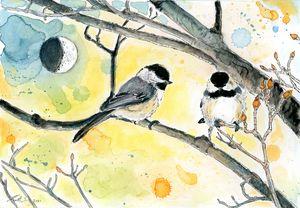 Morning Chirps