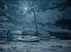 barnegat moon - Sawdust Studios