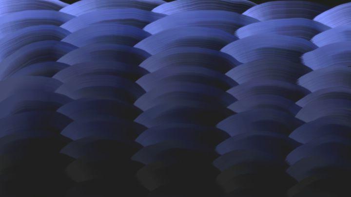 Purple hills - M Summers