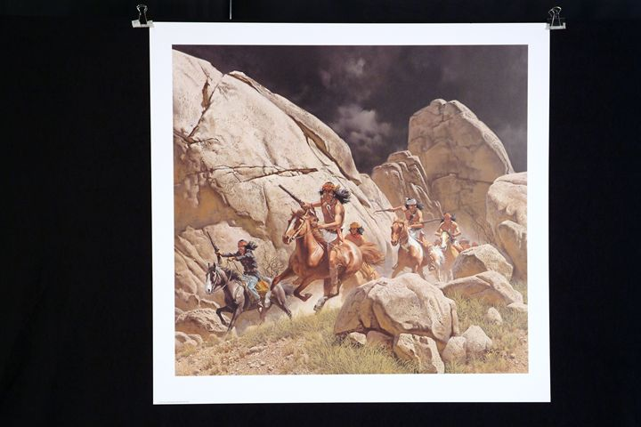"""""""Los Diablos""""  by Frank McCarthy - Village2Village"""