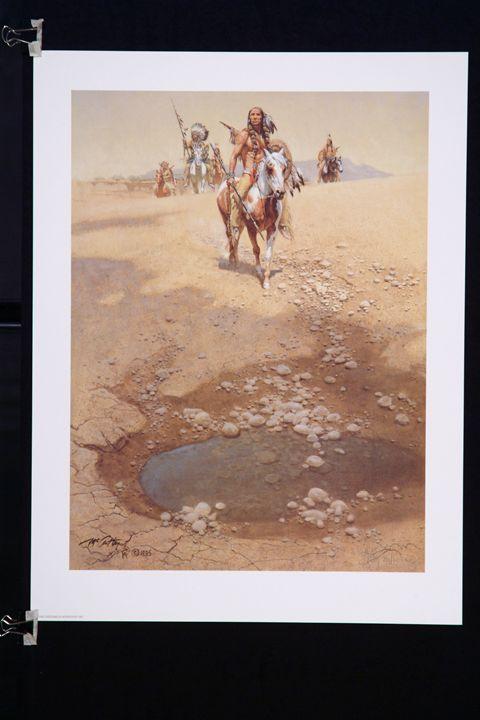Comanche War Trail - Village2Village