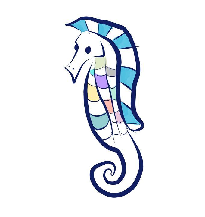 Seahorse - Chrissy Snyder