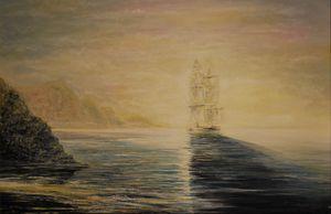 Tribute to I.Aivazovsky (2)