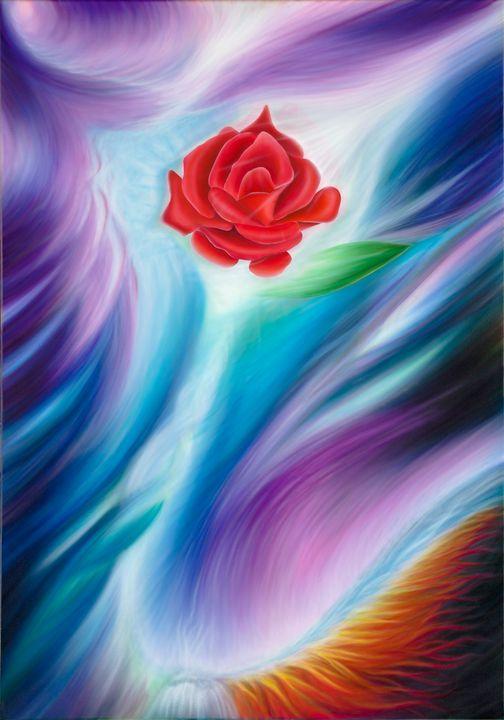 Rose - Beyond the Ice and the Fire - Akaija & Art