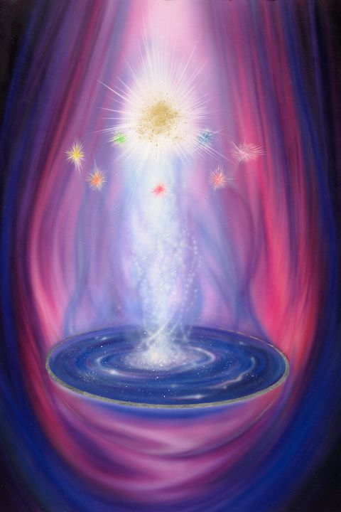 Violet Flame - Akaija & Art
