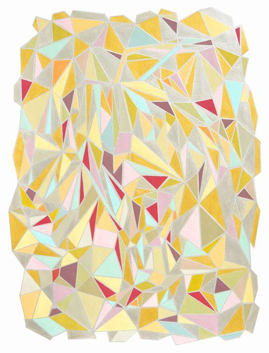 Geometric delight. - Fung Ye Tsang
