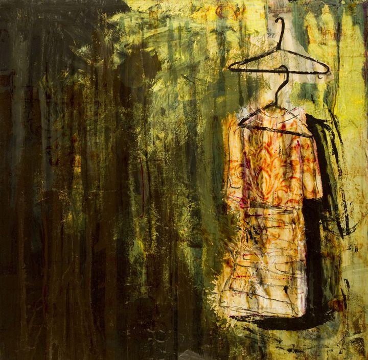 Dress on hangers. - Fung Ye Tsang