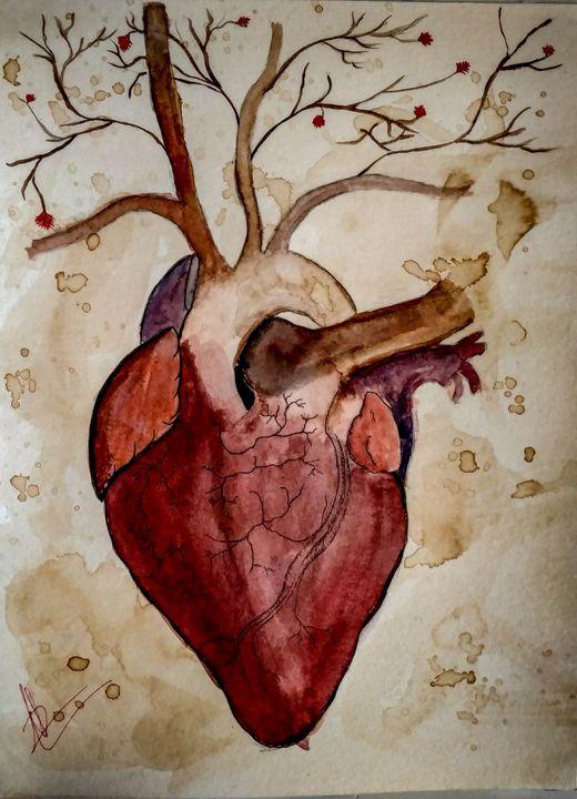 Heart of... - Barby´s art