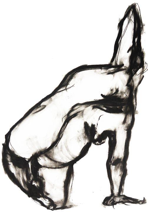 Figurative Stretch - Art By Josephine