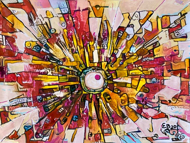 La señal del tiempo - Ezra Bejar Art Studio