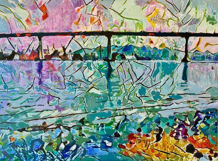 Coronado-Sold in France - Ezra Bejar's Art Studio