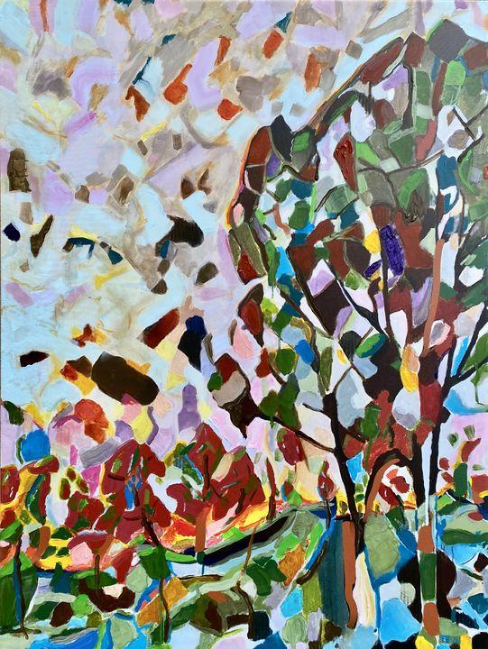 Grove - Ezra Bejar Art Studio