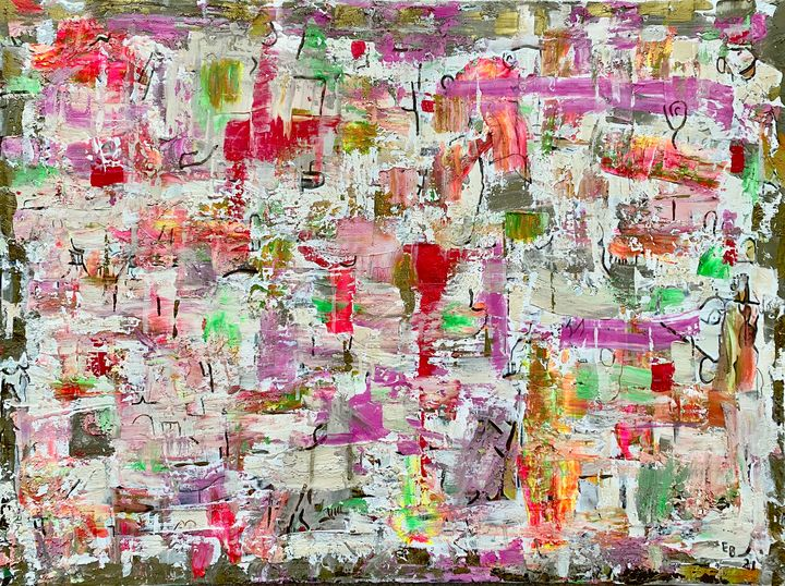 Transition #1 - Ezra Bejar Art Studio