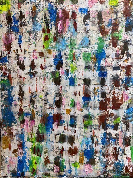 Transition #2 - Ezra Bejar Art Studio
