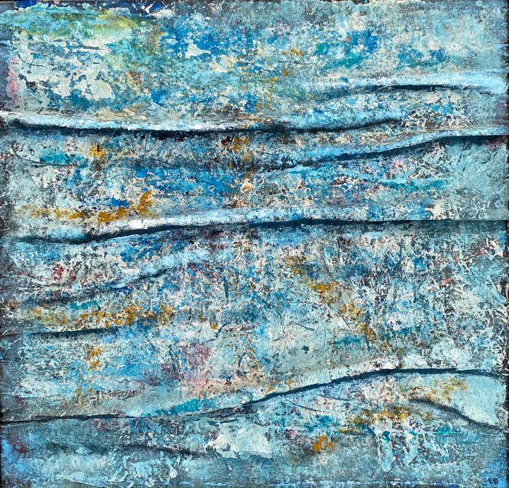 Bottom of the Sea - Ezra Bejar Art Studio