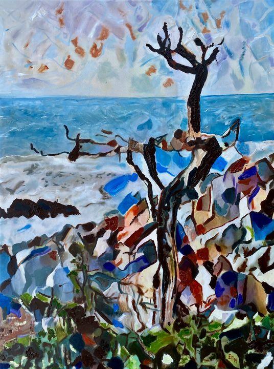 Cyprus - Ezra Bejar Art Studio