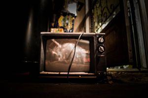 Antique TV - Miranda Strap