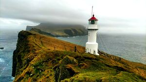 Mykines Lighthouse