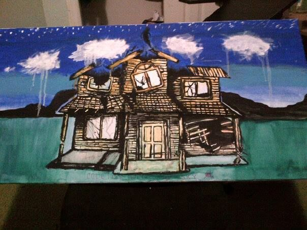 Collide With The Sky Brandom Paintings Prints Entertainment Music Alternative Artpal