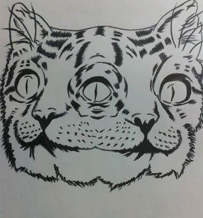 cat - Brandom