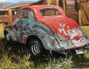 Old Jalopy Racer