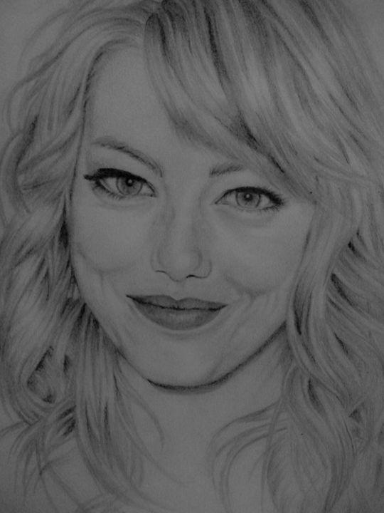 Emma Stone - Joanna T.