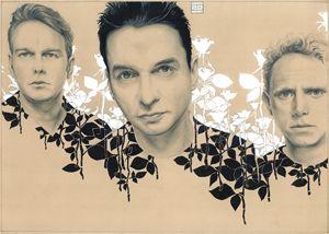 Portrait Group Depeche Mode