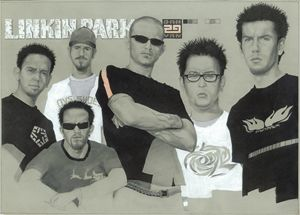 Portrait Group Linkin Park