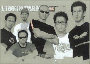 Portrait Group Linkin Park